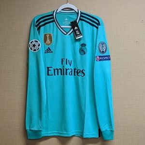 Real Madrid 20/21 Benzema Jersey XL